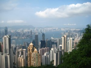 Hong Kong - The Peak