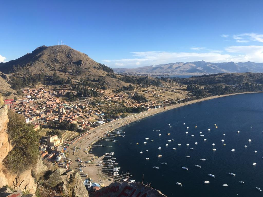 Bolivia - Copacabana - Titicaca Meer